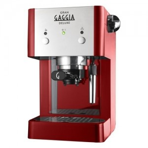 Gaggia 950W, 15 bar, 1L, 200x265x297 mm, 230V/50Hz - DELUXE