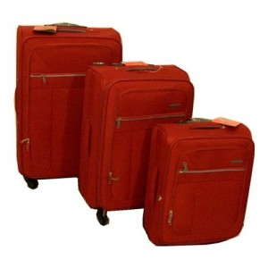 Amicasa Amicasa .Set 3 Trolley Red 17N028 - 17N028