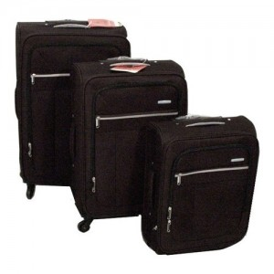 Amicasa Amicasa .Set 3 Trolley Black 17N028 - 17N028