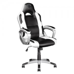 Trust Trust Sedia Gaming GXT705W Ryon White 23205 - GXT 705W Ryon Gaming chair