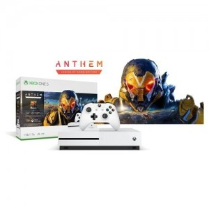 Microsoft Microsoft Console Xbox One S Anthem Bundle (1TB) - Xbox One S Anthem Bundle (1TB)