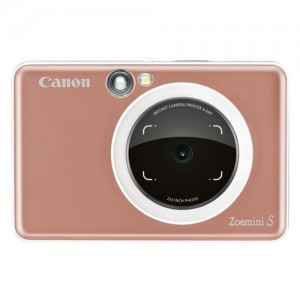"""Canon Zoemini S """"Zink"""" -  Pink Gold"""