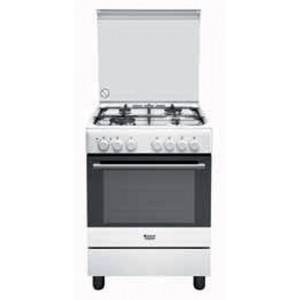 Hotpoint H6TMH2AF (W) IT cucina Piano cottura Bianco Gas A
